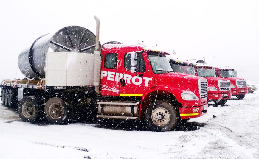 cargo services perrot